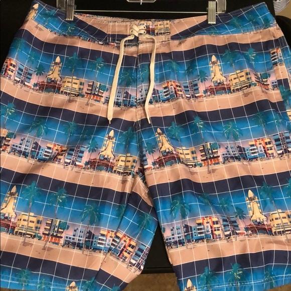 1bf3cfeaa5 Billionaire Boys Club Other - Quality Men's Billionaire Boys Club swim  trunks!
